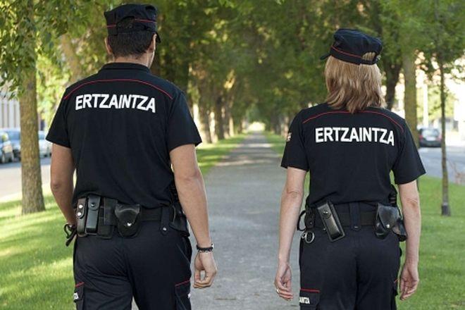 Oposiciones para Ertzaintza