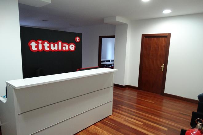 Recepción Titulae en Bilbao