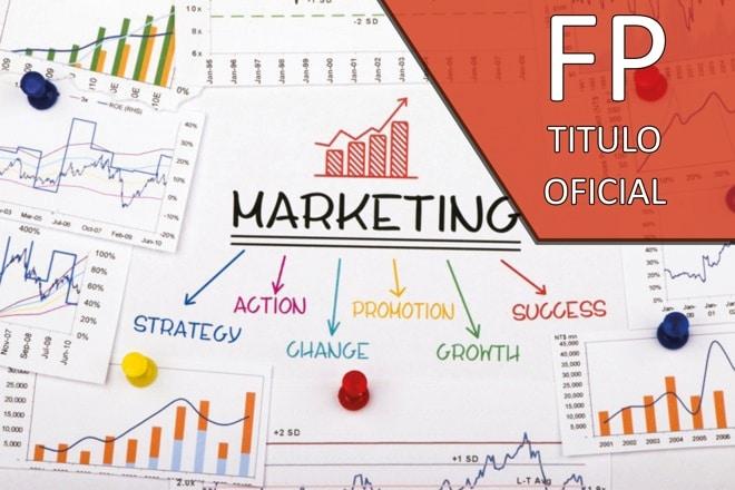 FP de Técnico Superior en Marketing y Publicidad | Titulae