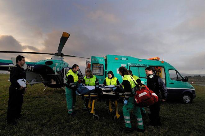 FP Oficial de Técnico en Emergencias Sanitarias