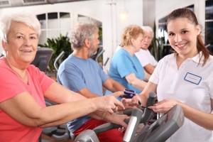 Curso de Actividades Fisicas y Deportivas para la Tercera Edad