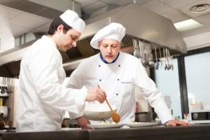 Oposiciones Ayudante de Cocina