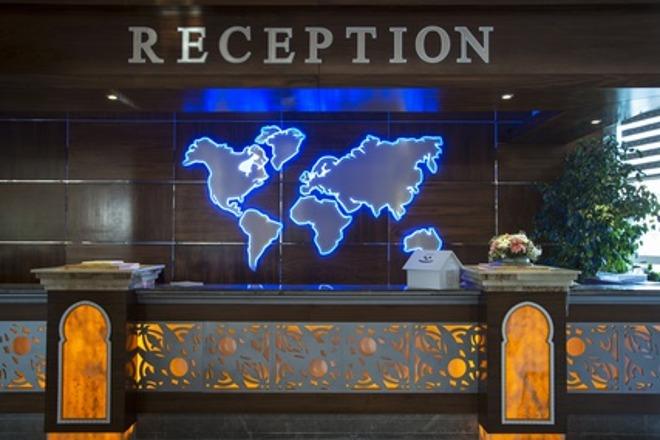Curso de Recepcionista de Hotel
