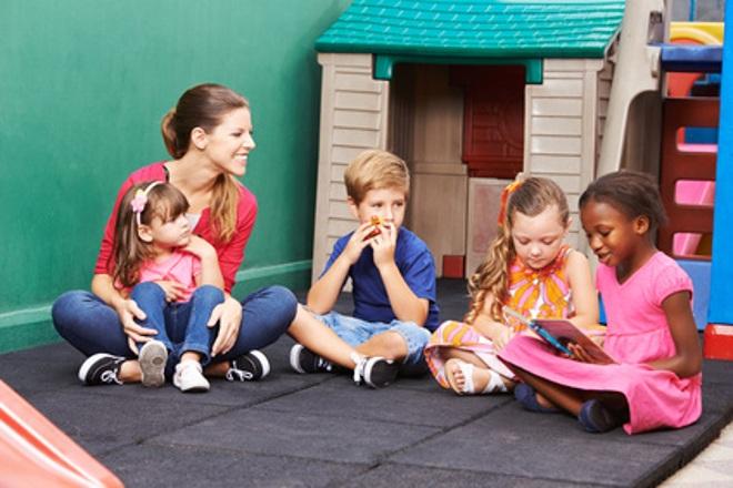 Curso de Educacion Infantil