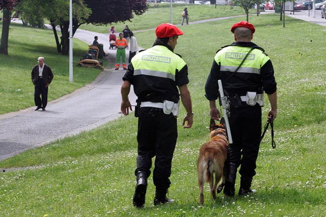 Oposiciones Policia Municipal de Bilbao