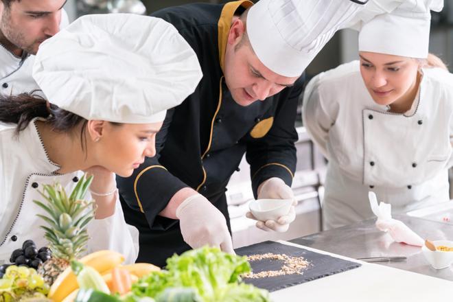 FP Online de Técnico en Cocina y Gastronomía