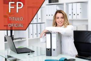 FP deTécnico Superior enDocumentación y Administración Sanitaria