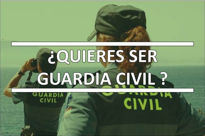 Requisitos para ser Guardia Civil